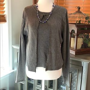 Women's B.Moss Sweater set